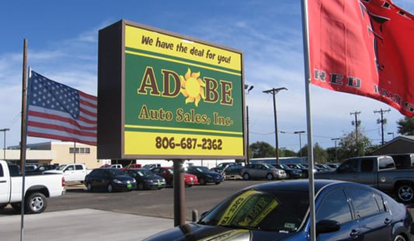 IDMS's web-based access creates flexibility and peace of mind for Adobe Auto Sales